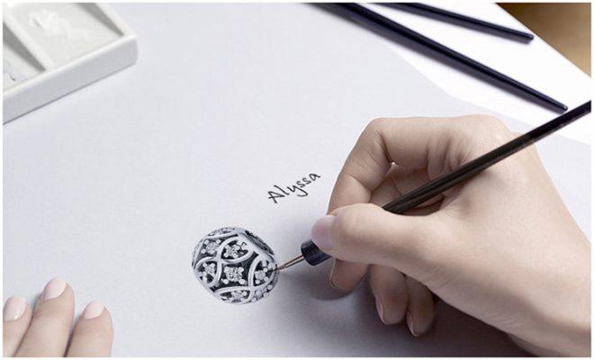 Dazzling Charm design concept
