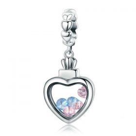 Heart Full of Memories Pendant Charm