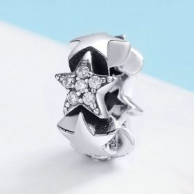 Little Stars CZ Spacer