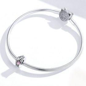 Sweetheart Ring CZ Charm