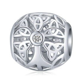 Celtic Tree of Life Charm