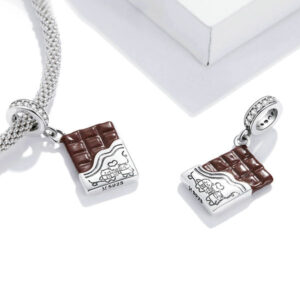 Chocolate Lovers Pendant Charm